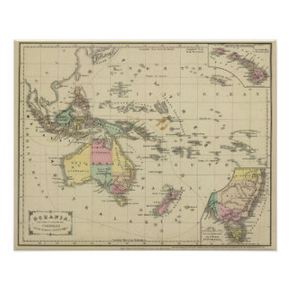 Oceania 3 print