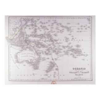 Oceanía (Australia, Polinesia, y Malasia) Postales