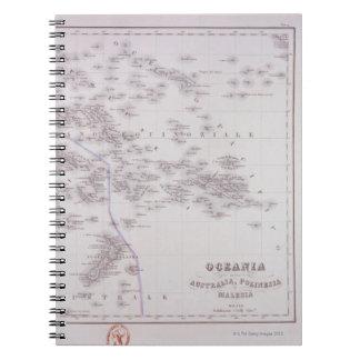 Oceania (Australia, Polynesia, and Malaysia) Notebook