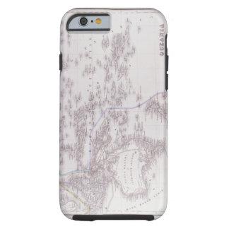 Oceania (Australia, Polynesia, and Malaysia) Tough iPhone 6 Case