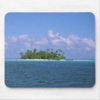 Oceania, French Polynesia, Tahiti. Small Mouse Pad
