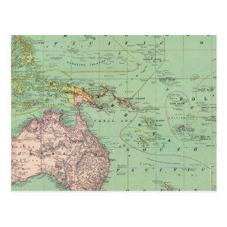 Oceanía, Malasia Tarjeta Postal