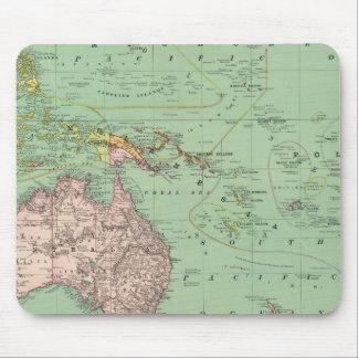 Oceania, Malaysia Mouse Pad