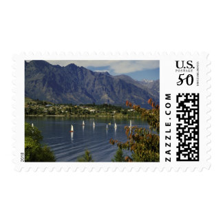 Oceania, New Zealand, South Island, Queenstwon. Postage
