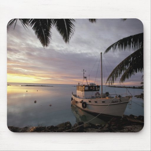 Oceania, Polynesia, Cook Islands, Aitutaki, Mousepads
