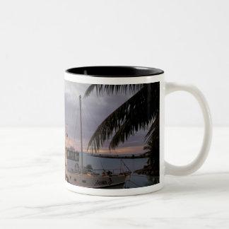 Oceania, Polynesia, Cook Islands, Aitutaki, Coffee Mug