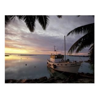 Oceania, Polynesia, Cook Islands, Aitutaki, Post Cards