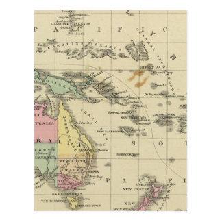 Oceania Postcard