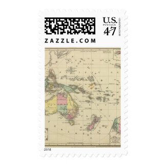 Oceania Stamp