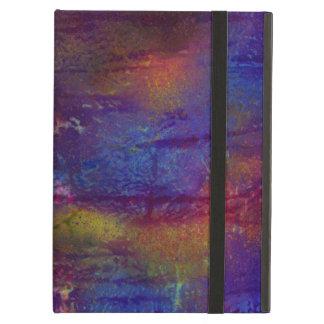 Oceanic Bliss Abstract Art iPad Air Case