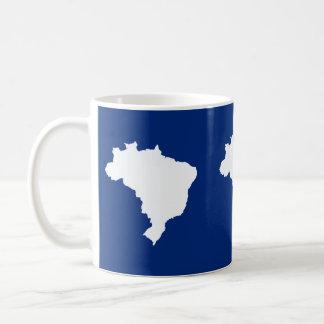 Oceanic Blue Festive Brazil at Emporio Moffa Coffee Mug