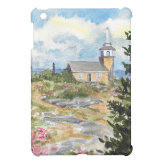 Oceanic Hotel on Star Island View Cover For The iPad Mini