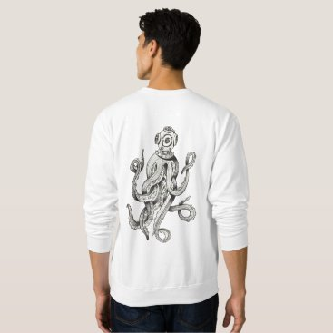 Beach Themed Oceanic Sweatshirt