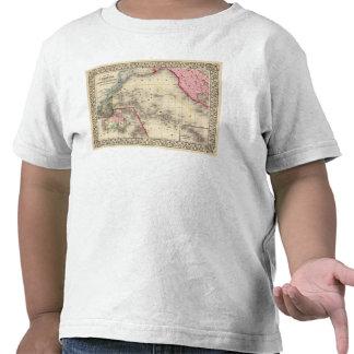 Oceanica, islas de bocadillo camiseta