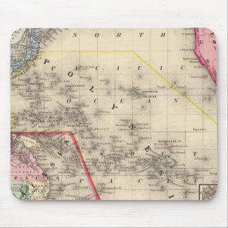 Oceanica, islas de bocadillo tapete de raton