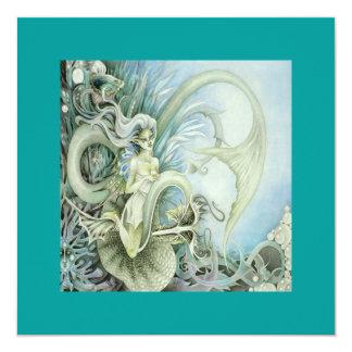 Oceanid Faeries Card