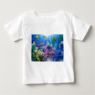 oceanlife 1.jpg baby T-Shirt