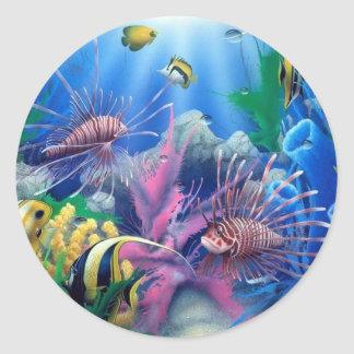 oceanlife 1.jpg pegatina redonda