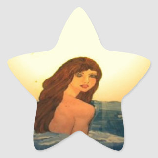 oceanmoongirl1a.jpg star sticker