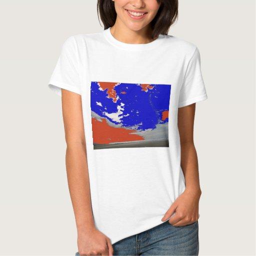 Océano abstracto de la playa del cielo de la foto playera