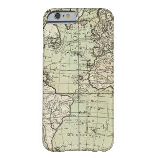 Océano Atlántico 3 Funda De iPhone 6 Barely There