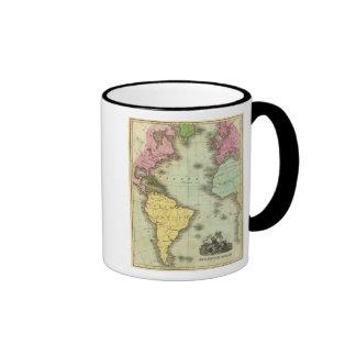 Océano Atlántico 4 Taza De Café