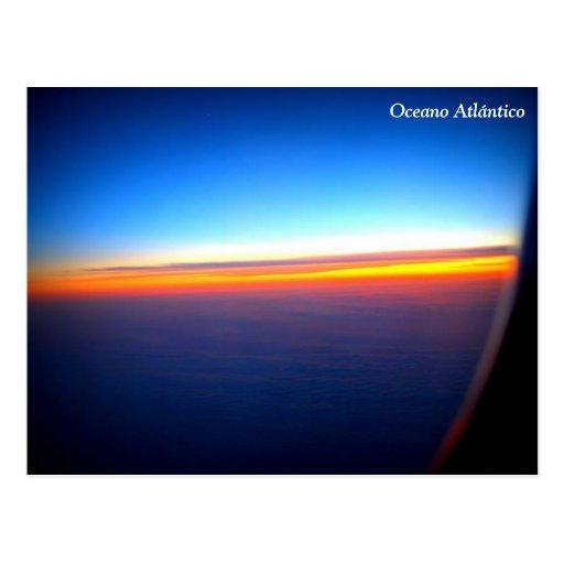Oceano Atlántico Postcards