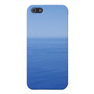 Océano azul iPhone 5 fundas