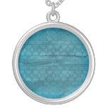 Océano azul grimpola personalizada