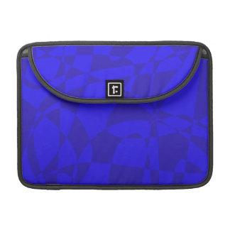 Océano azul fundas para macbooks