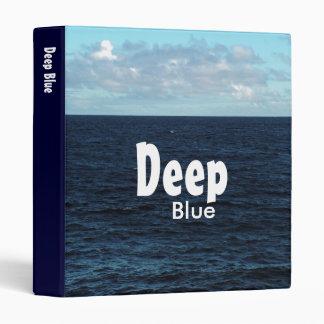 """Océano azul profundo carpeta 1"""""""