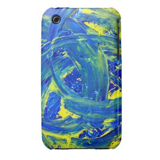 Océano cósmico por el acebo Anderson del artista Case-Mate iPhone 3 Protectores