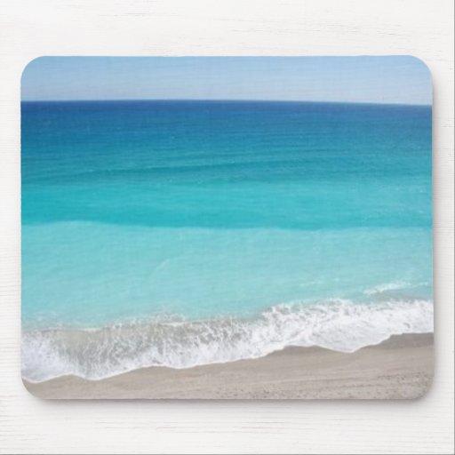 Océano de la playa de Juno Alfombrilla De Raton