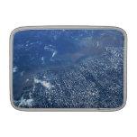 Océano de la reunión de la tierra fundas macbook air