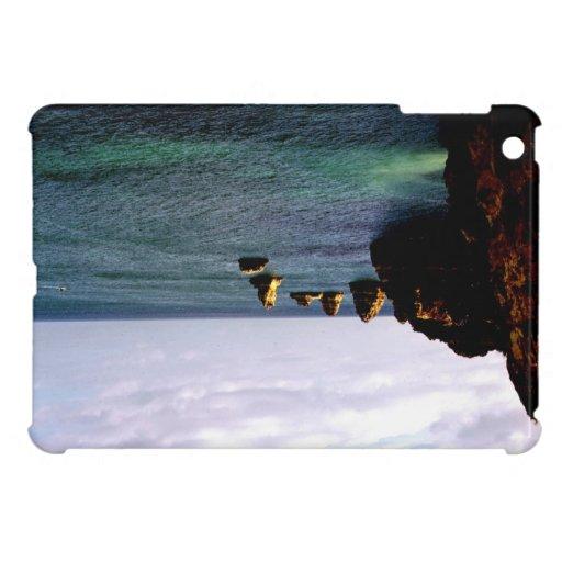 Océano de Portugal - trullo y paraíso del azul iPad Mini Coberturas