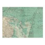 Océano de South Pacific Postal