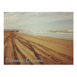 Oceano Dunes SVRA Pismo Beach Post Card