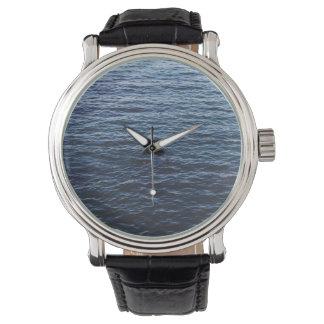Océano hermoso relojes de mano