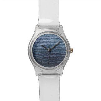 Océano hermoso relojes de pulsera