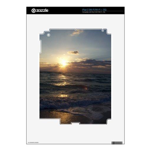 Océano iPad 2 Calcomanía