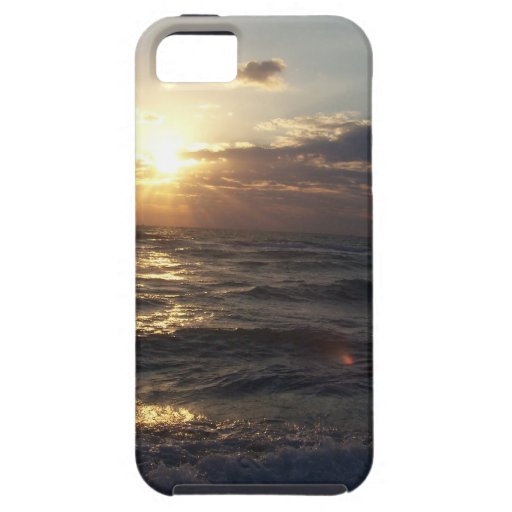 Océano iPhone 5 Protectores