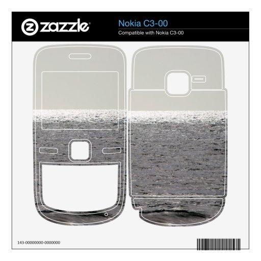Océano Nokia C3-00 Skin