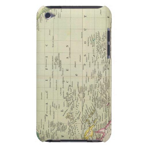 Océano Pacífico 11 iPod Touch Case-Mate Carcasa