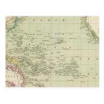 Océano Pacífico 11 Tarjeta Postal