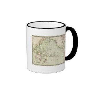 Océano Pacífico 11 Tazas De Café