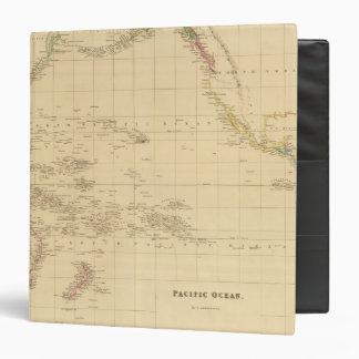 "Océano Pacífico 3 Carpeta 1 1/2"""