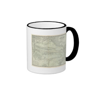 Océano Pacífico 4 Taza De Café