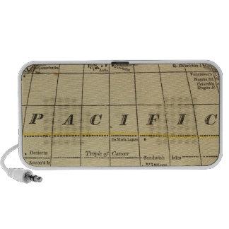 Océano Pacífico 7 PC Altavoces