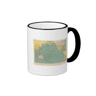 Océano Pacífico 9 Tazas De Café