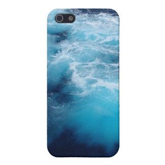 Océano Pacífico del caso del iPhone de Kauai iPhone 5 Protector
